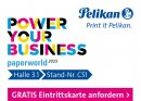 Pelikan Paperworld 2015