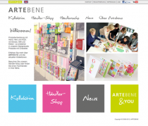 Screenshot Artebene
