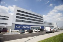 KNV-Logistik in Erfurt.